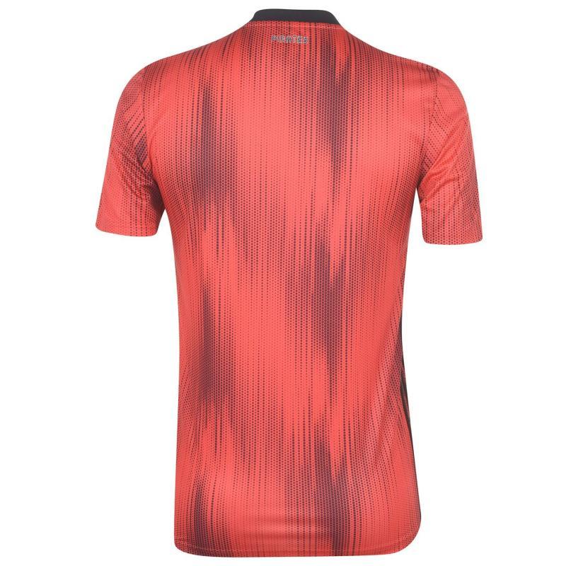 Tričko adidas Pirates Away Shirt 2019 2020 Red/Black