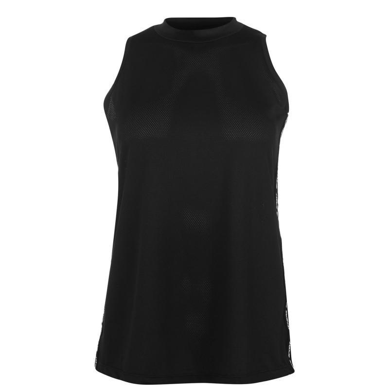 Skechers Mesh Vest Ladies Black