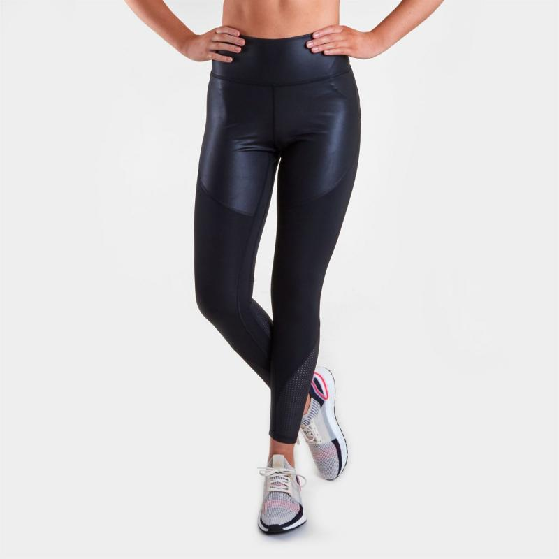 Adidas Believe This High Rise Base Layer Tights Womens Black