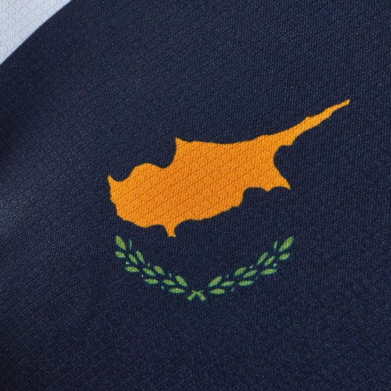 VX-3 Cyprus Home 20/21 Rugby Shirt Blue