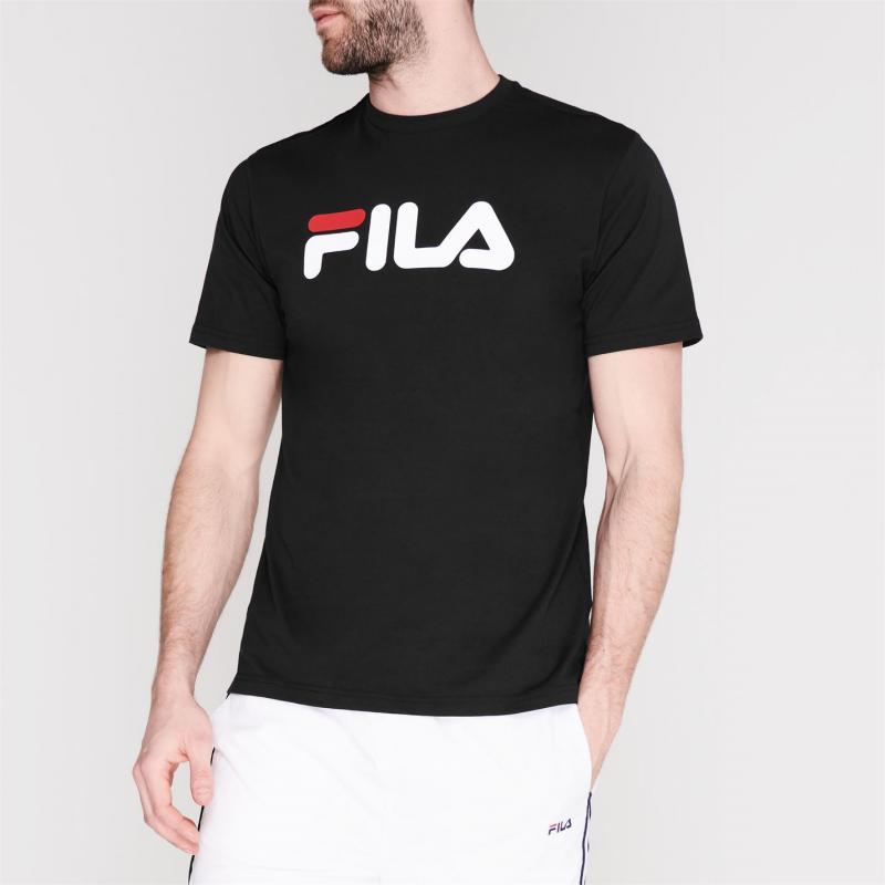 Tričko Fila Urban Line T Shirt Mens Black
