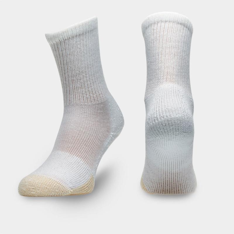 Ponožky Thorlos CTPS Crew Socks White