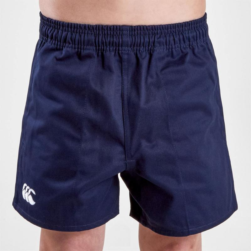 Canterbury Professional Rugby Shorts Mens Navy