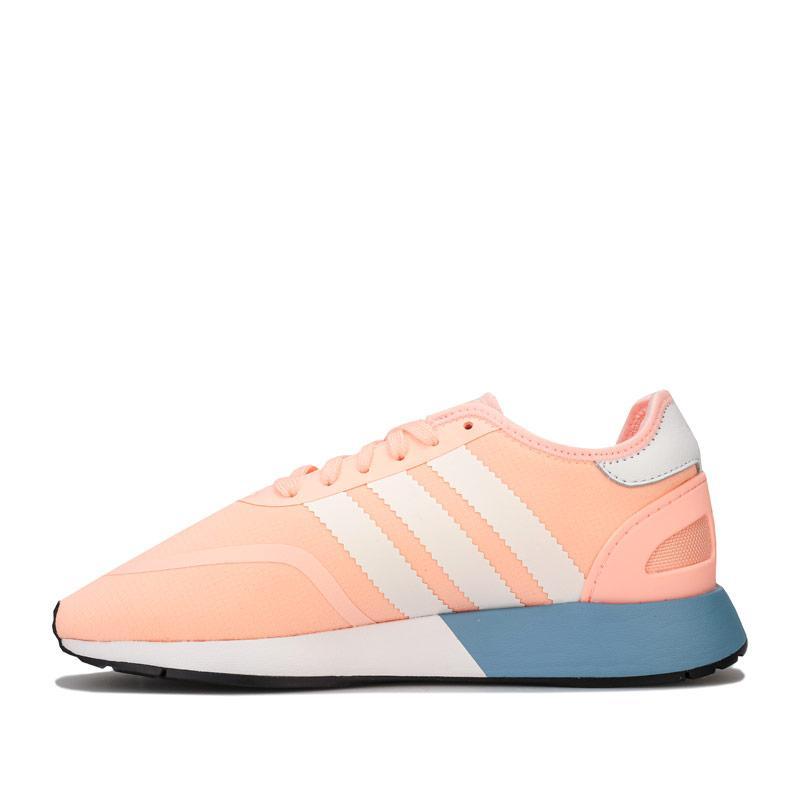 Adidas Originals Womens N-5923 Trainers Peach