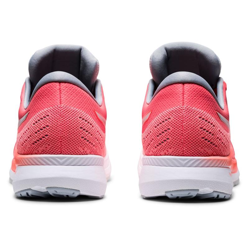 Asics Evoride Ladies Running Shoes Pink/Grey