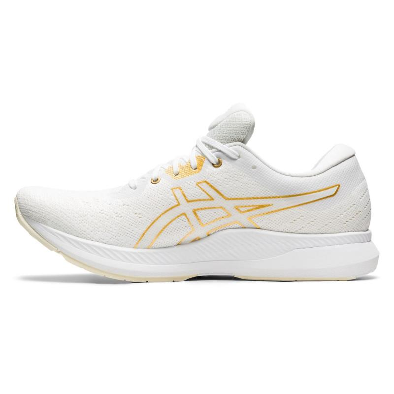 Asics Evoride Ladies Running Shoes White/White