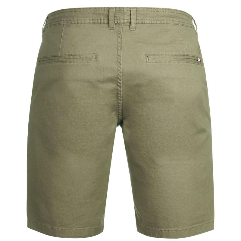Kangol Chino Shorts Mens Deep Green