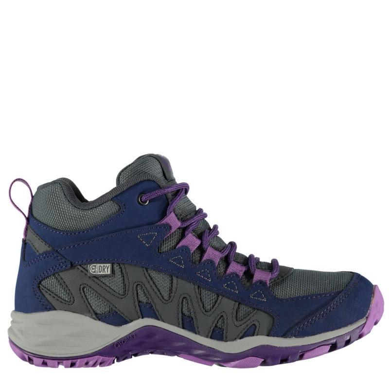 Boty Merrell Lulea Mid Waterproof Shoes Womens acai