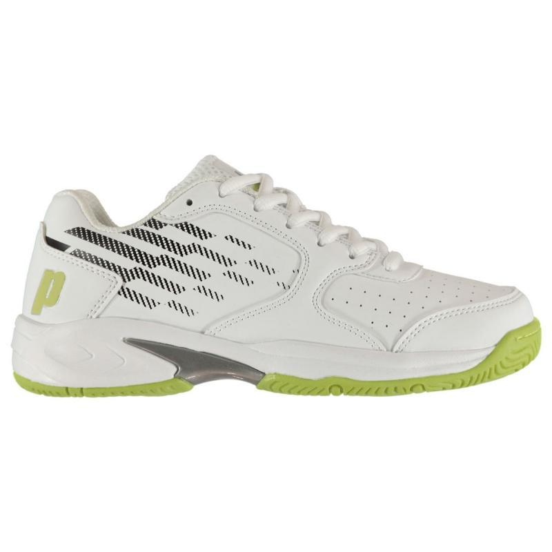 Prince Reflex Tennis Shoes Juniors White/Yellow