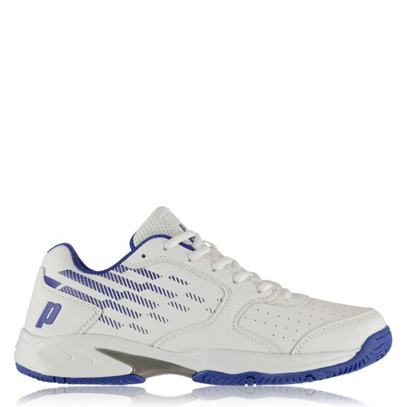 Prince Reflex Tennis Shoes Mens White/Blue