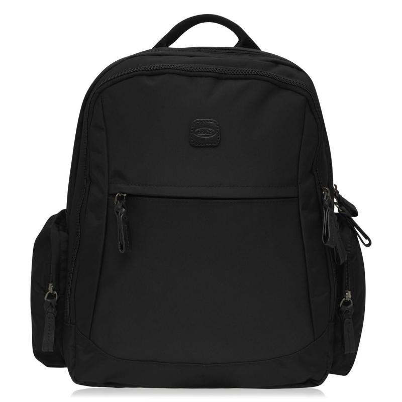 Brics XT Business Backpack Mens Black