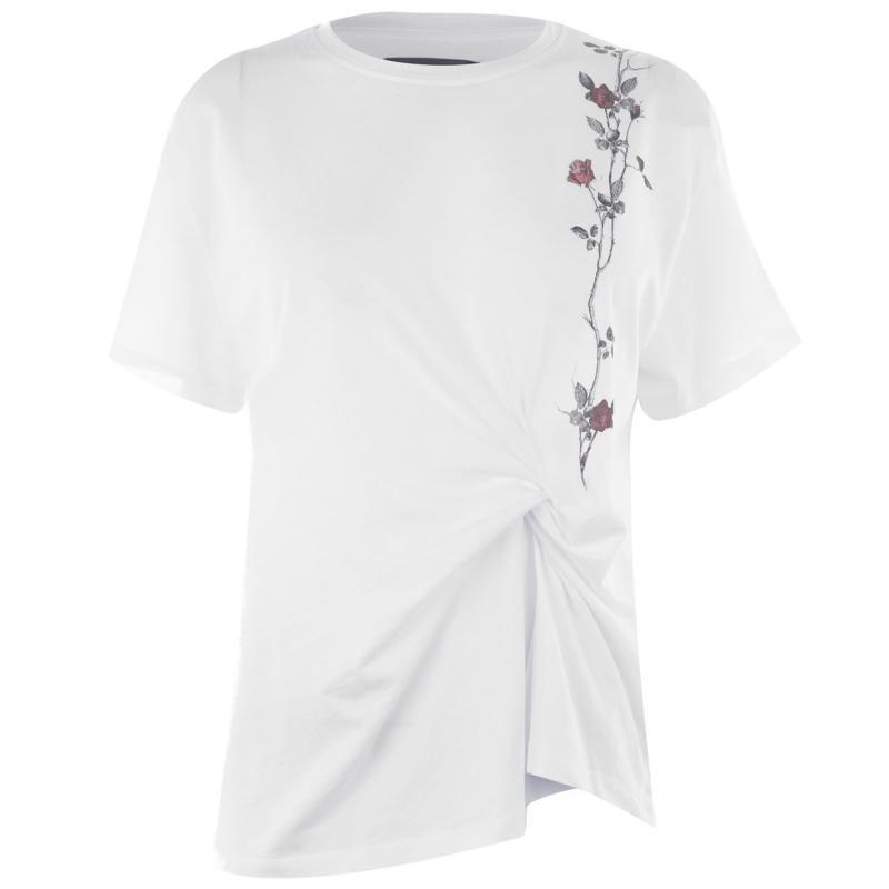 Tričko Religion Religion Hallucination T Shirt White