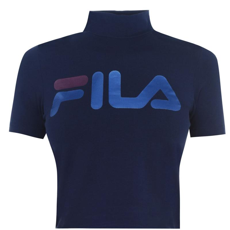Fila Every Urban T Shirt Ladies Black