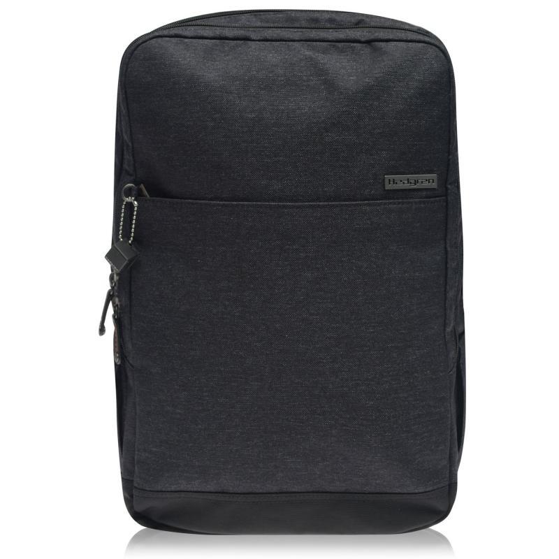 Hedgren Walker Square Backpack Asphalt
