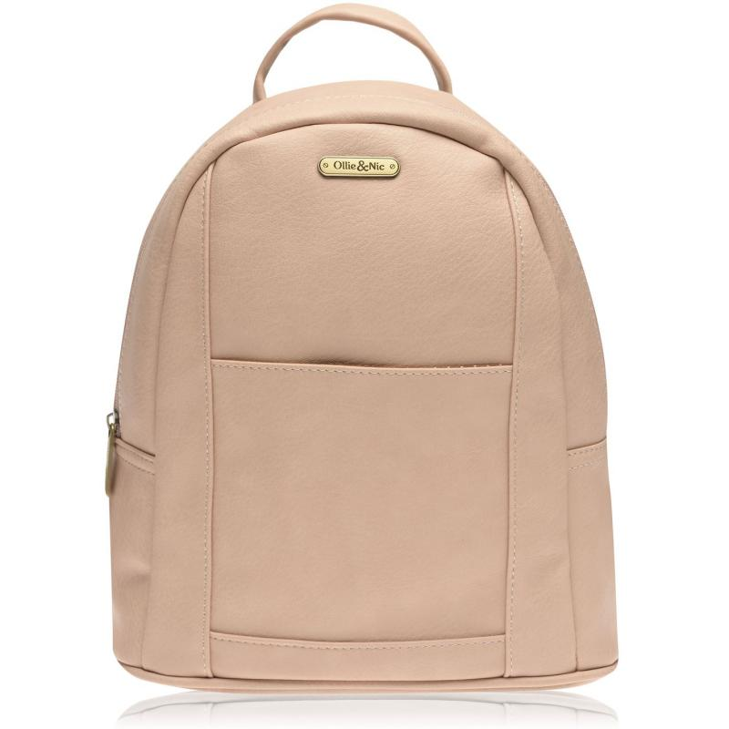 Ollie and Nic Ash Backpack PINK036