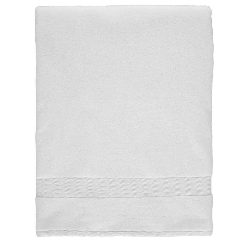 DKNY DKNY Core Towel Mercer White