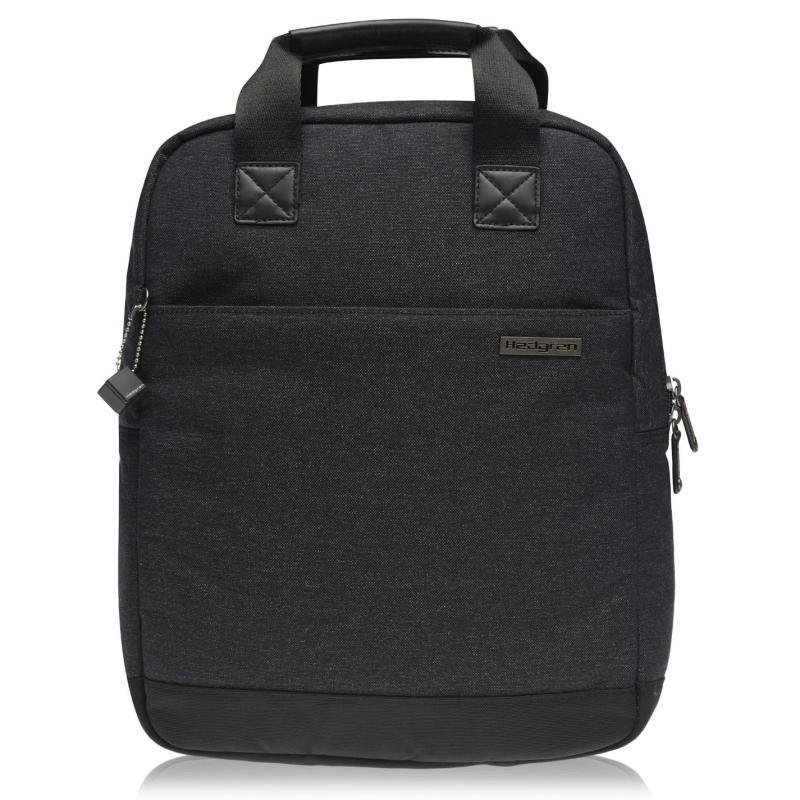 Hedgren Walker Slim Backpack Asphalt