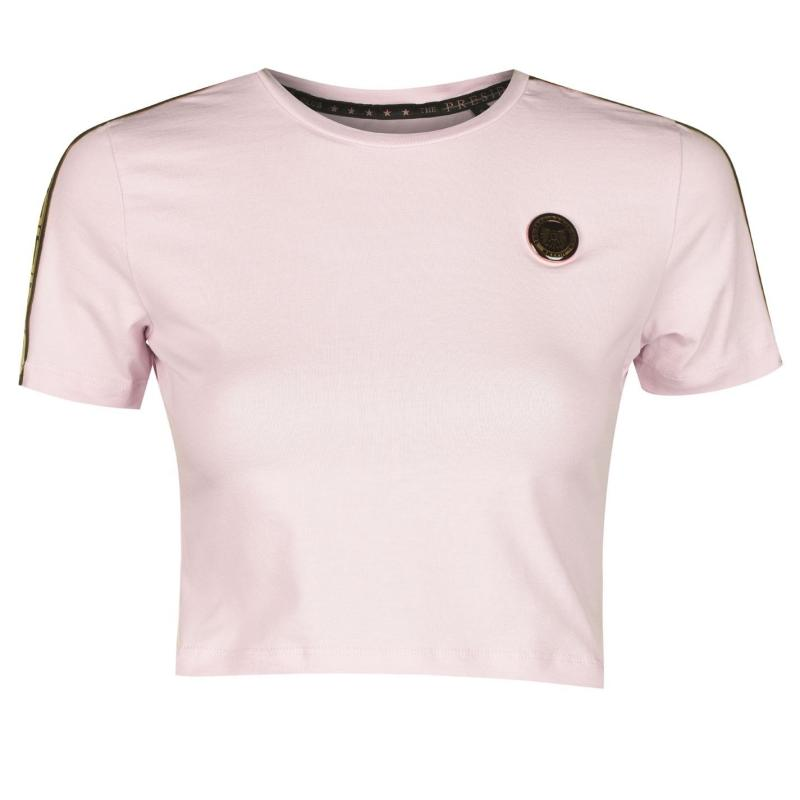 Presidents Club Cobra T Shirt Pink