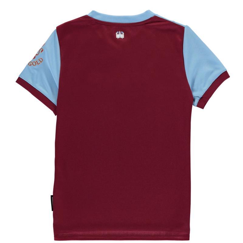 Umbro West Ham United Home Shirt 2019 2020 Junior Claret/Blue