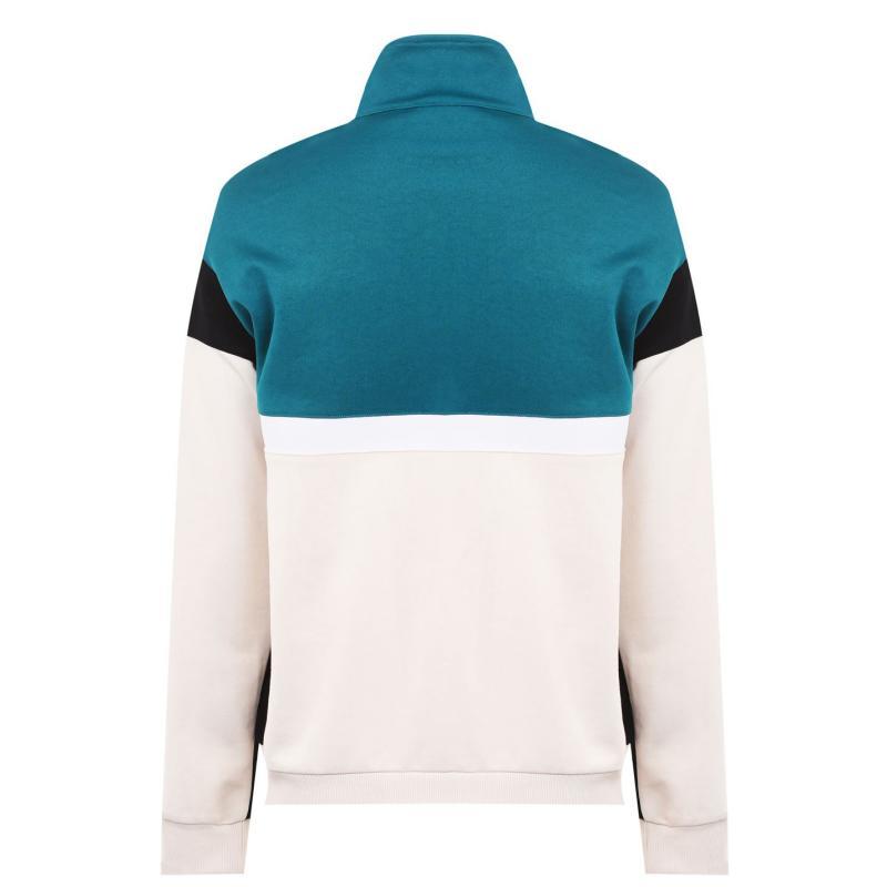 Mikina Fila Urban Pullover Mens Green/Cream