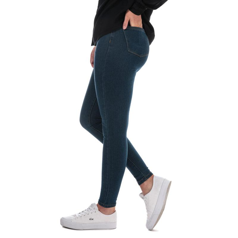 Brave Soul Womens Skinny Jeans Denim