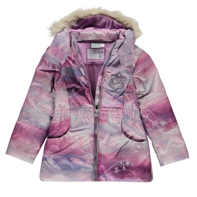 Character Padded Coat Infant Girls Frozen