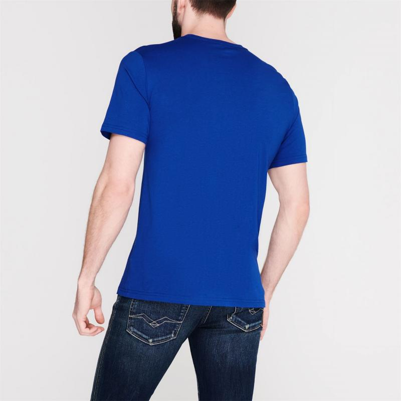 Tričko Converse Nova Logo T Shirt Rush Blue