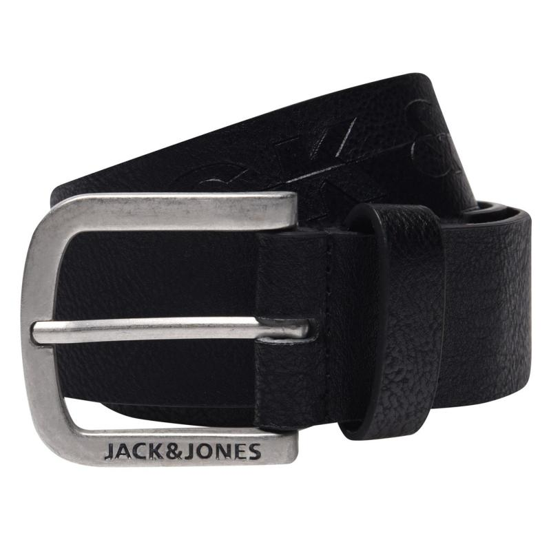 Jack and Jones Jacharry Belt Black