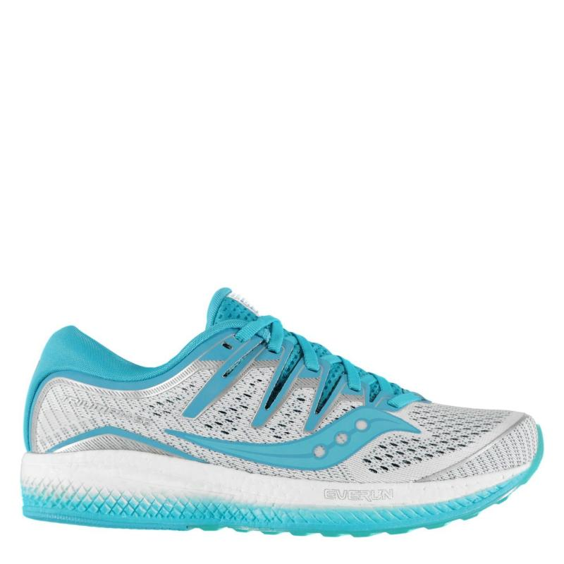 Saucony Triumph ISO 5 Runners Womens White