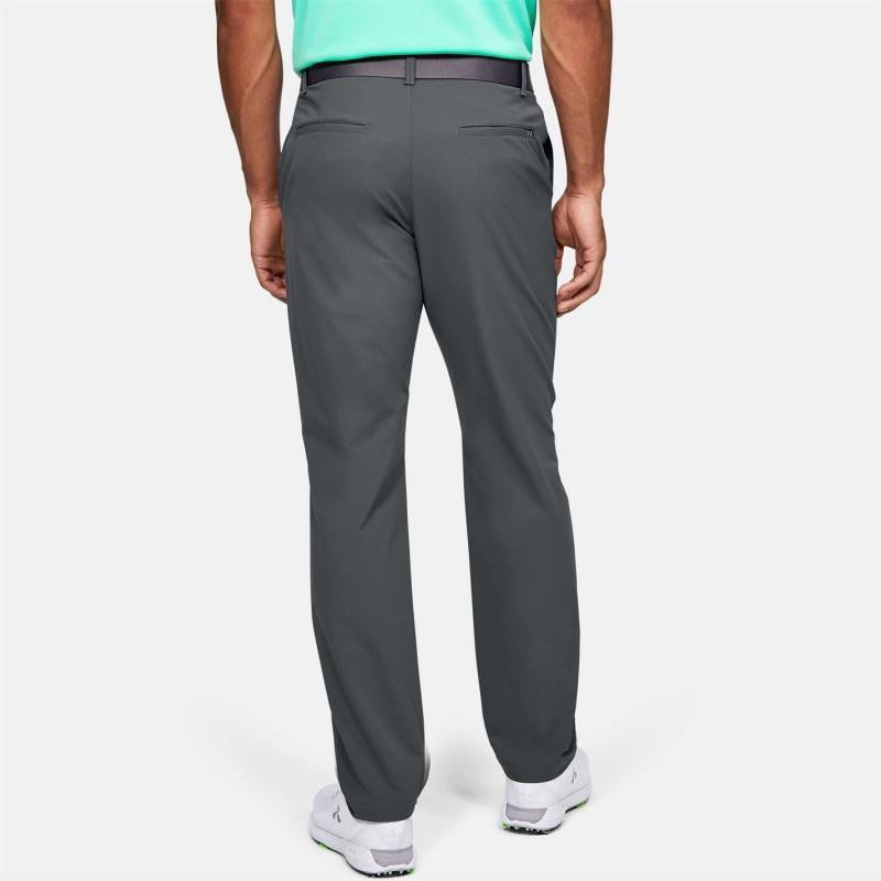Kalhoty Under Armour Tech Trousers Mens Pitch Gray