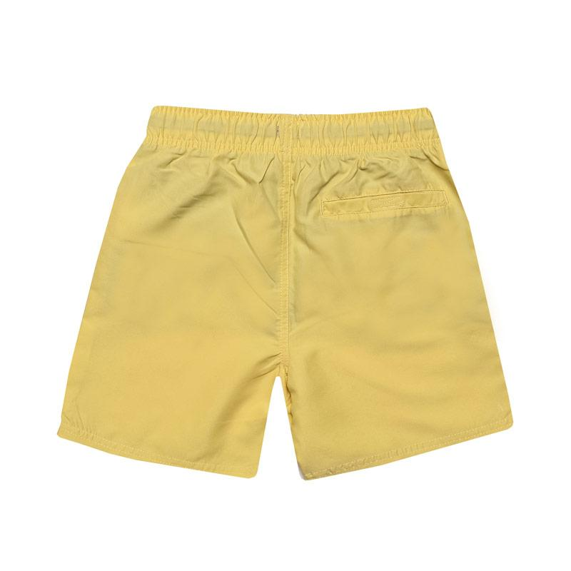 Kraťasy Original Penguin Junior Boys Branded Swim Shorts Yellow