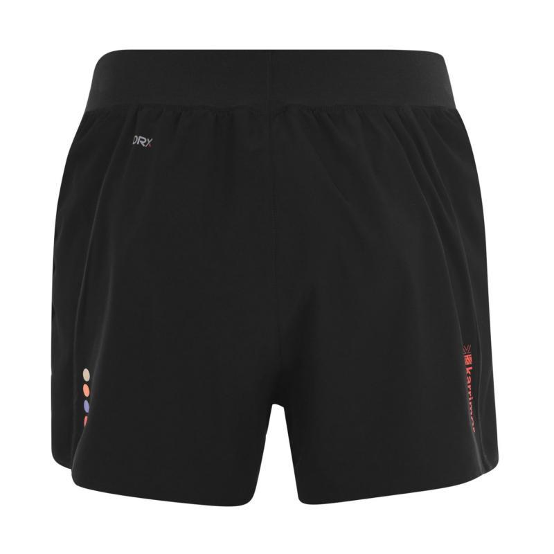 Karrimor 3inch Shorts Ladies Black