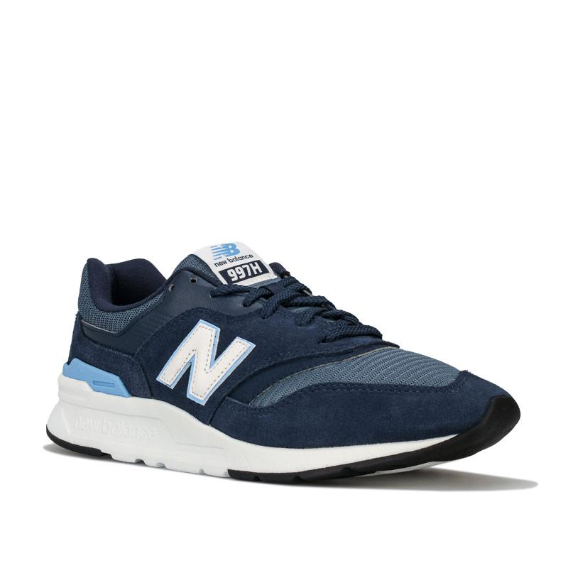 New Balance Mens 997H Running Trainers Navy