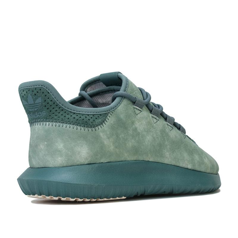 Adidas Originals Mens Tubular Shadow Trainers Green