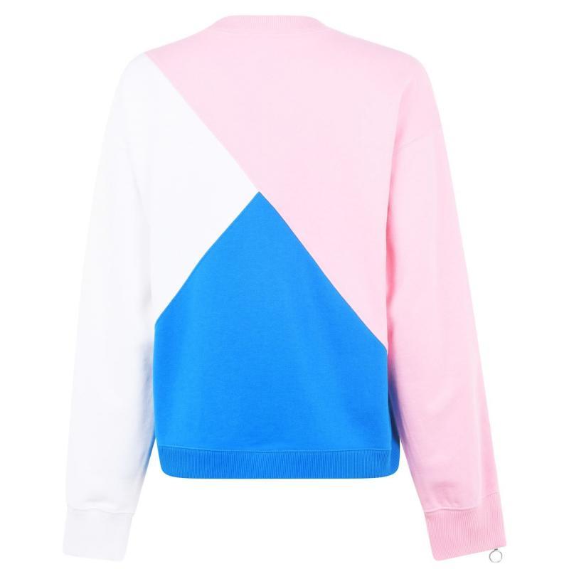 Mikina Champion Tape Sweatshirt CNP/WHT PS024