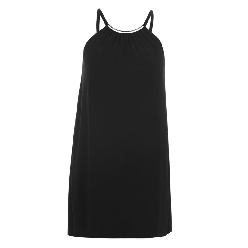 Full Circle Swimming Dress Ladies Black