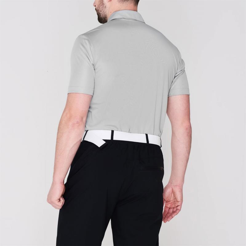 Puma Rotation Polo Shirt Mens Quarry