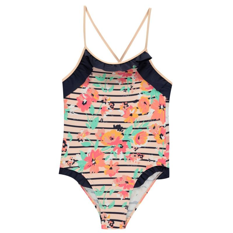 SoulCal Swimsuit Infant Girls Summer Floral