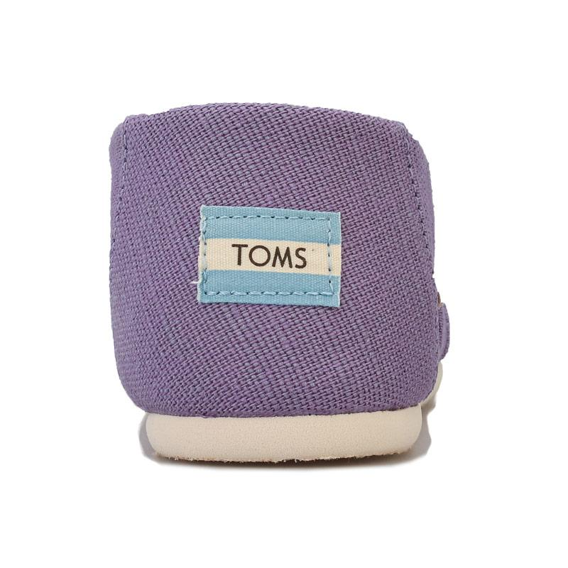 Obuv Toms Womens Classics Heritage Canvas Pumps Purple