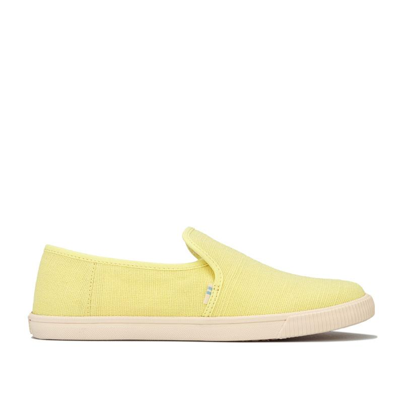 Obuv Toms Womens Clemente Slip-On Pumps Yellow