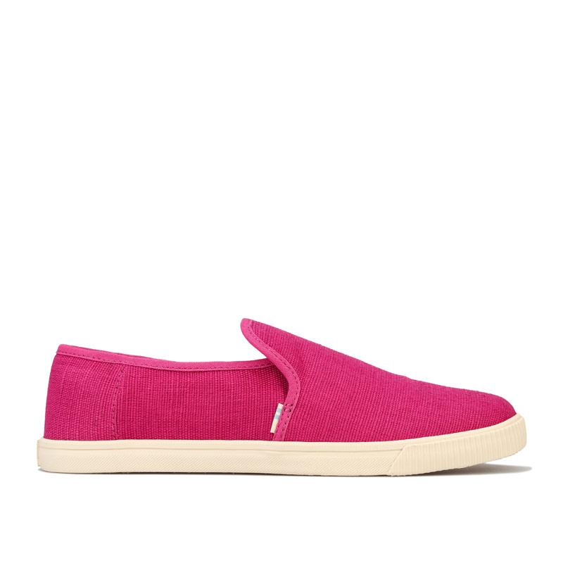 Obuv Toms Womens Clemente Slip-On Pumps Pink