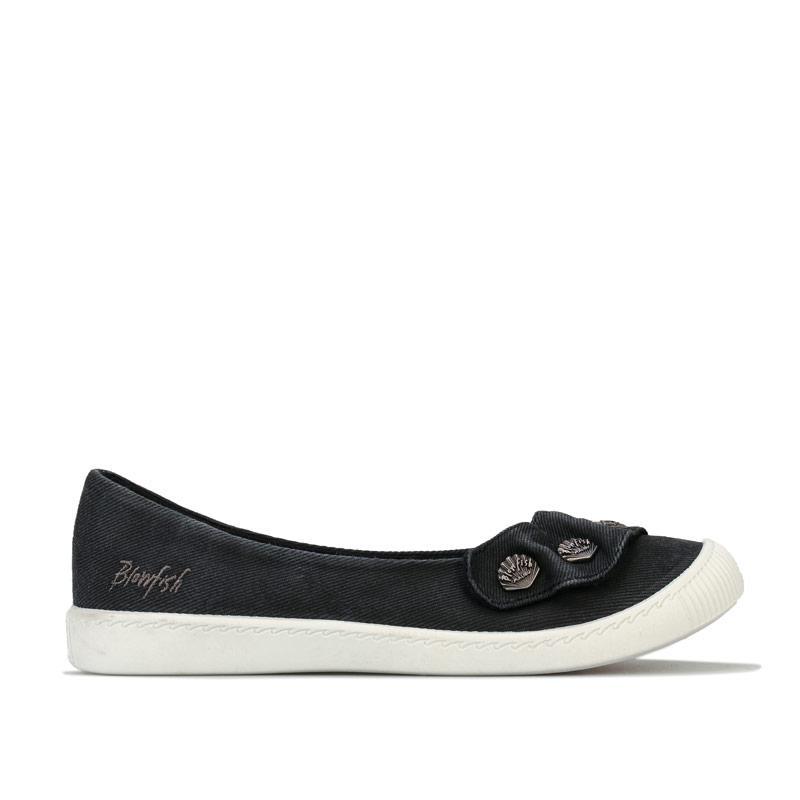 Blowfish Malibu Womens Kona Ballet Shoes Black