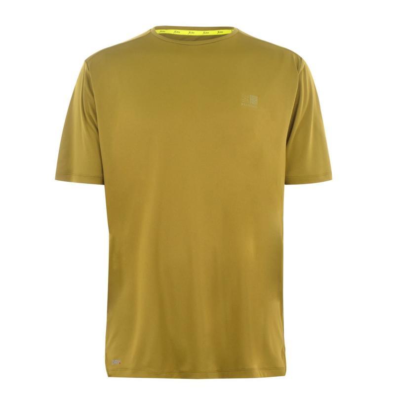 Karrimor X Lite Race T Shirt Mens Light Olive