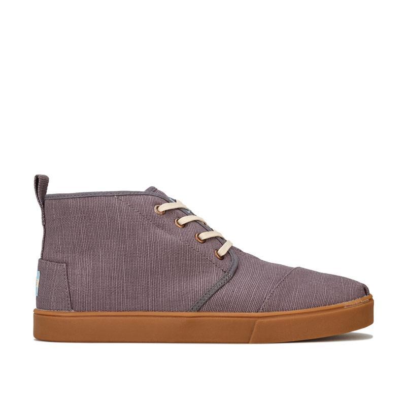 Boty Toms Mens Botas Mid Cut Boots Grey