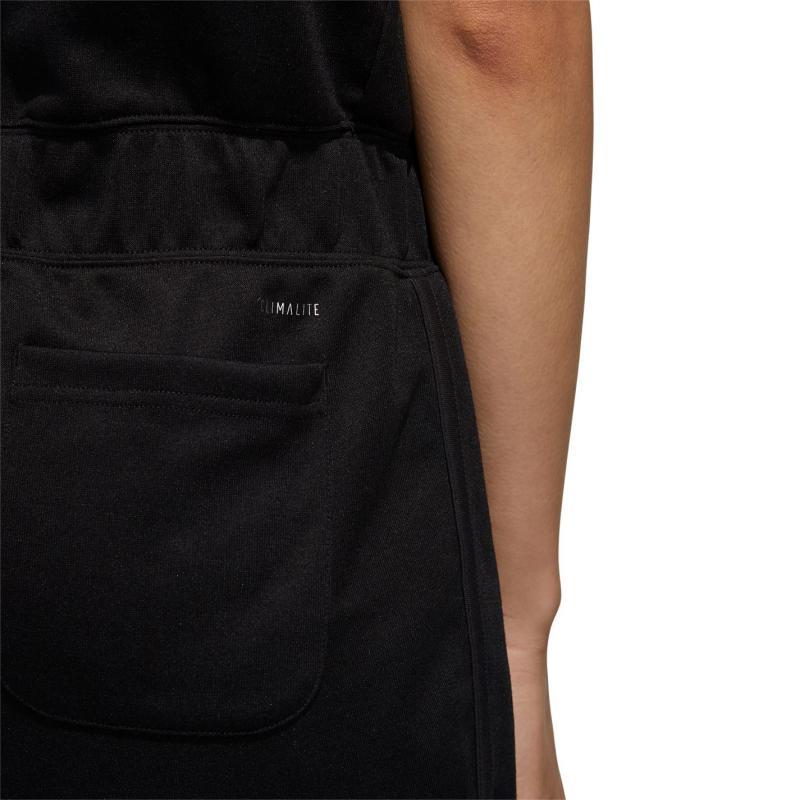 Adidas AAA Jumpsuit Ladies Black/White