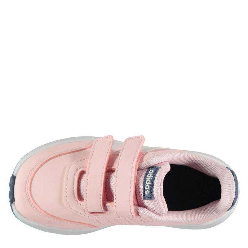 Adidas Switch Girls Trainers Pink/White