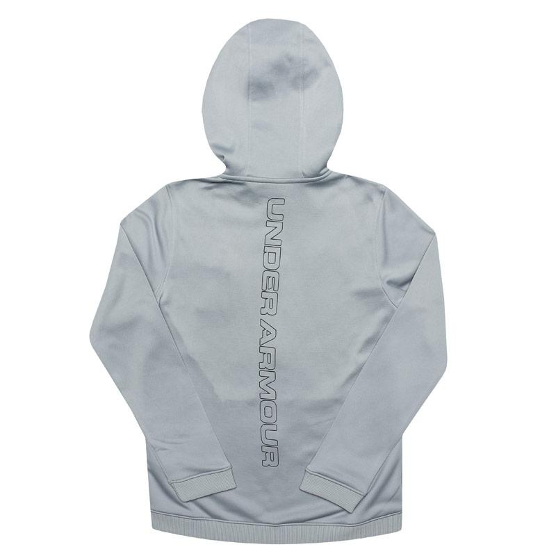 Mikina Under Armour Junior Boys AF Full Zip Hoody Grey