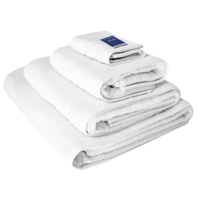 Nautica Plain Dye Towel White
