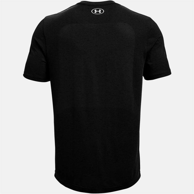 Under Armour Vanish Short Sleeve T Shirt Mens Black