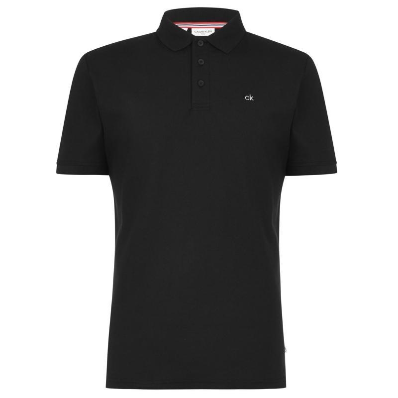 Calvin Klein Golf Calvin Midtown Polo Shirt Black